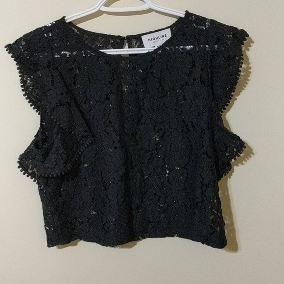 Highline Lace top